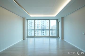 깔끔함과 심플함을 동시에 잡은 31평 아파트 인테리어 31평,화이트,심플,아파트,노원구