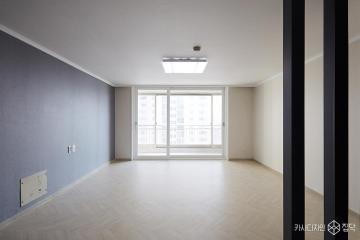 심플하고 깔끔함을 동시에 32평 아파트 인테리어 32평,블루,심플,아파트,안양