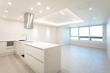 세련된 거실과 품격있는 안방 럭셔리,뉴클래식,간접조명