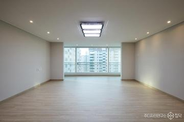 고벽돌로 내츄럴하게 꾸민 47평 아파트 인테리어 47평,베이지,모던,아파트,분당