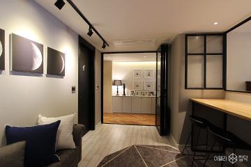 각각의 방마다 개성이 넘치는 76평 아파트 인테리어 76평,화이트,클래식,아파트,광진구