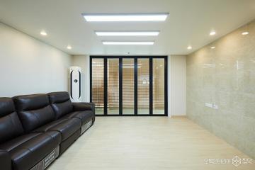 대리석 아트월로 포인트를 준 32평 심플 아파트 인테리어 32평,화이트,심플,아파트,영등포구