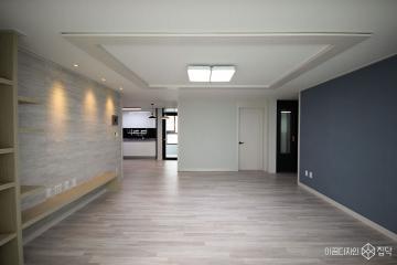 깔끔하되 밋밋하지 않은 빈티지스타일의 32평 아파트 인테리어 32평,빈티지,화이트,아파트,인천