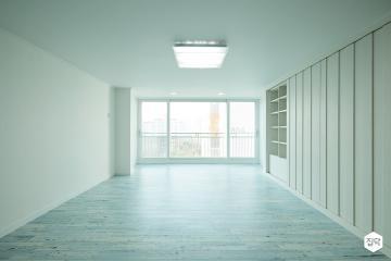 집안에서 느끼는 그리스 산토리니의 정취, 43평 아파트 인테리어 43평,빈티지,블루,아파트,고양시