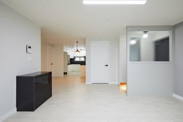 너무나도 화사한 30평 모던 아파트 인테리어 30평,모던,화이트,아파트,고양시,비포앤애프터,경기,Before&After