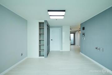 모던함 속에 숨어있는 디테일, 24평 아파트 인테리어 24평,모던,그레이,아파트,용인시