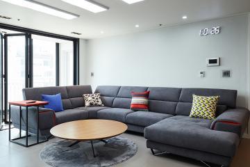 환경이 바뀌면 인생이 바뀐다, 56평 아파트 인테리어 56평,모던,화이트,아파트,은평구,비포앤애프터,Before&After