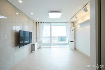 새하얀 캔버스 위에 그림을 그립시다 25평,모던,화이트,아파트,인천시