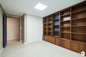 책읽기 좋은 집 52평,심플,화이트,아파트,수원시