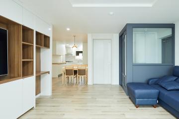 아파트에 패션의 자유를! 36평,심플,화이트,아파트,구로구,낡은집,비포앤애프터,Before&After