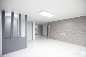 공간을 바꾸는 마법 32평,모던,그레이,아파트,안양시