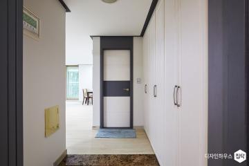 평범한 일상에 변화를 주고 싶을 때 34평,모던,화이트,아파트,안산시