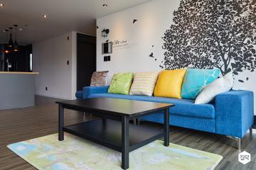 유럽, 컬러를 입다 44평,북유럽,그레이,아파트,관악구,색감,유럽