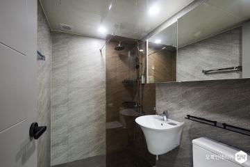 완벽한 '그레이'의 숨겨진 비밀 34평,모던,그레이,아파트,은평구